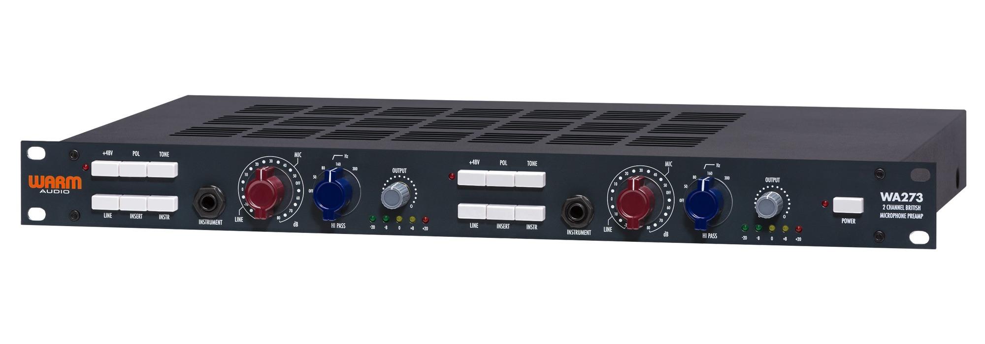 Mic Pre WA273 | Warm Audio
