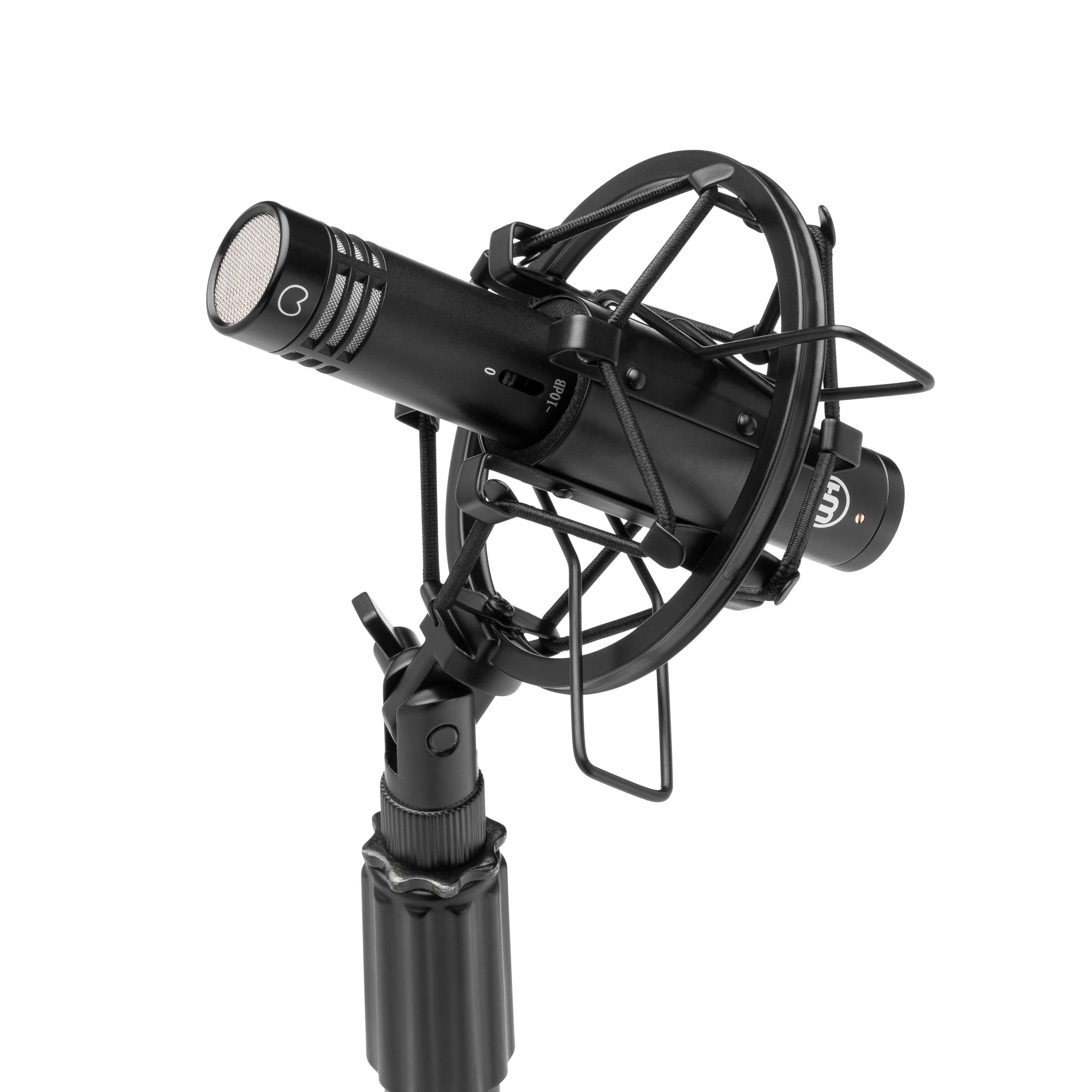 WA-84 Single Black Angled View