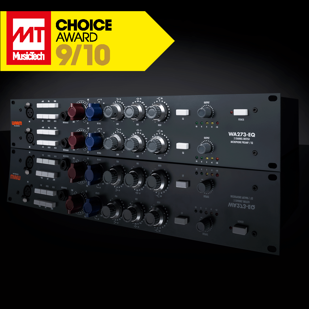 AN EXCELLENT ALL-ROUND MICROPHONE PREAMP – MUSICTECH