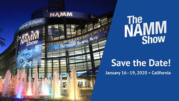 Winter Namm 2020.Namm Show 2020 January 16 19 Booth 15716 Warm Audio