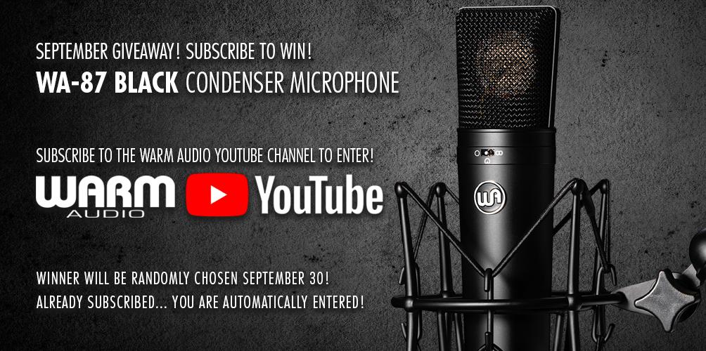 youtube giveaways