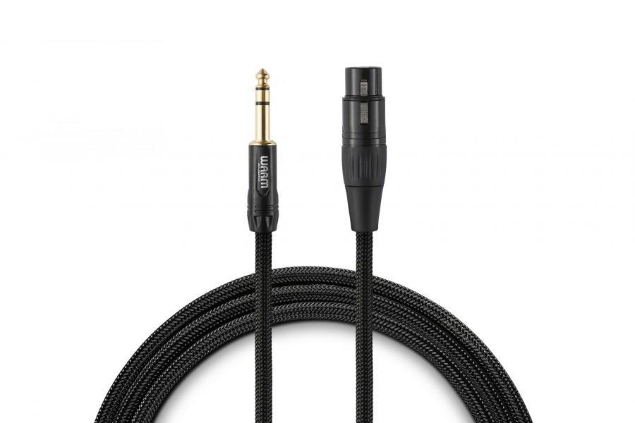 Premier Series XLRf-TRSm Cable