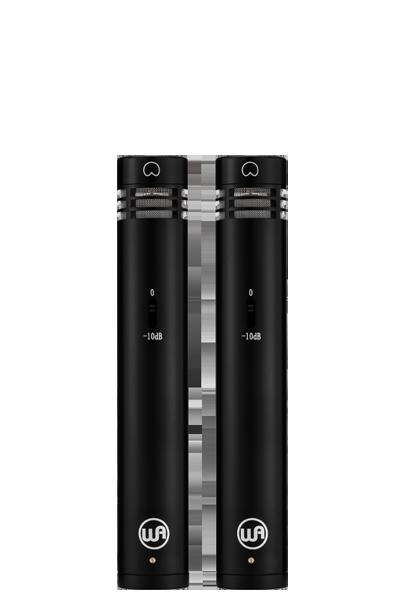 WA-84 Stereo Pair Black