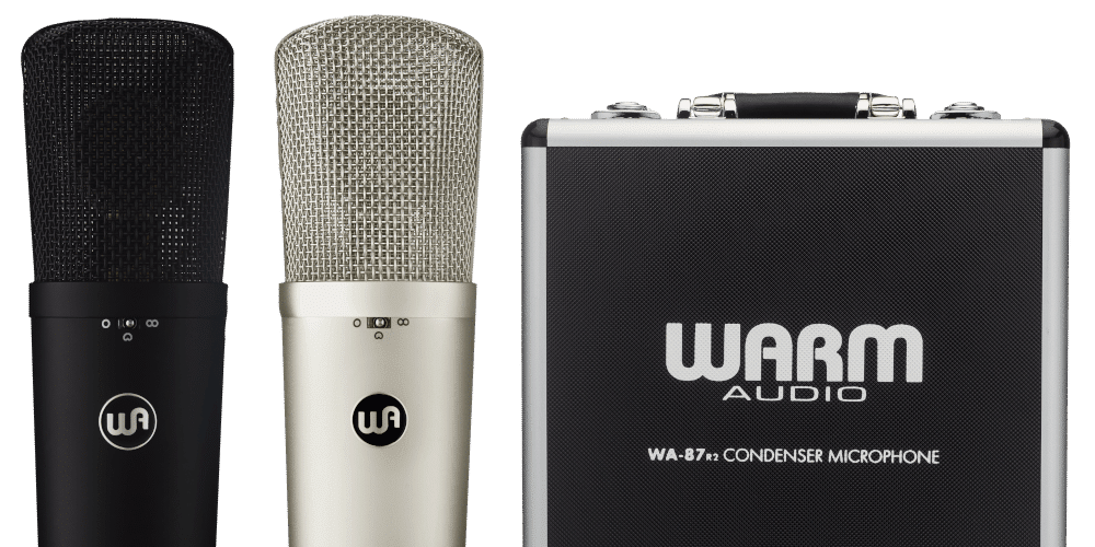 Free Case with WA-87R2 Purchase